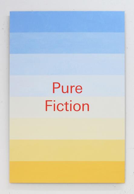 , 'Pure Fiction,' 2018, Super Dakota