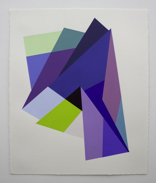 , 'Sail,' 2018, Elizabeth Houston Gallery