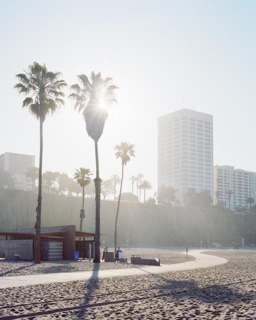 , 'Los Angeles Palms (Santa Monica),' 2017, Samuel Maenhoudt Gallery