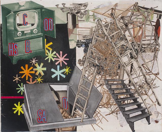 , 'Antenna,' 2014, Tayloe Piggott Gallery