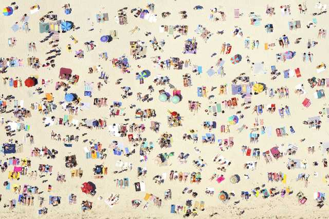 , 'Beach Confetti ,' 2014, Think + Feel Contemporary
