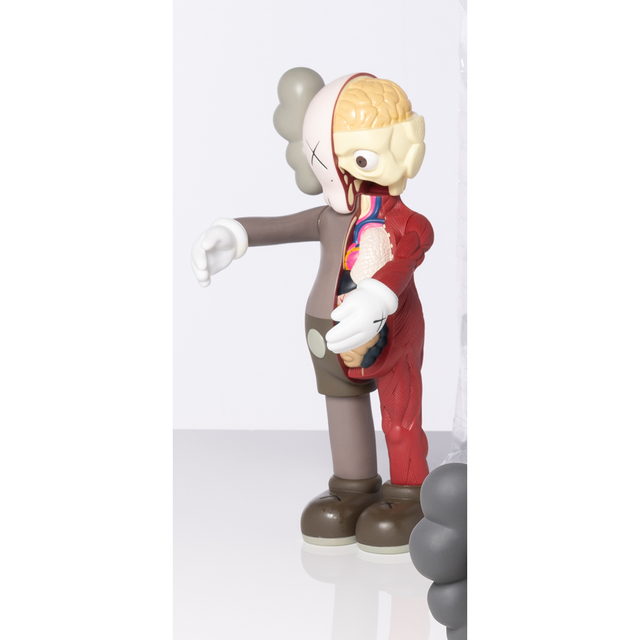 KAWS, 'Dissected Companion (Red)', 2006, Sculpture, Mobile sculpture in painted vinyl, PIASA