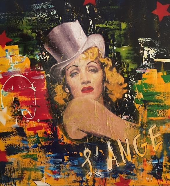 , 'Marlene Dietrich ,' 2018, Samhart Gallery