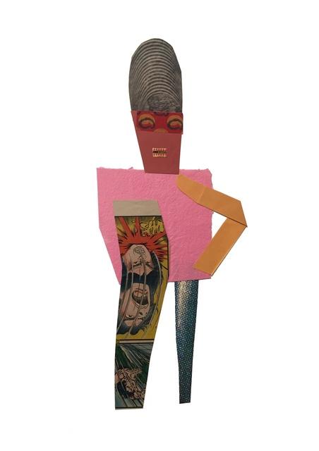 , 'Tuff Grrrl,' 2016, Rebecca Hossack Art Gallery