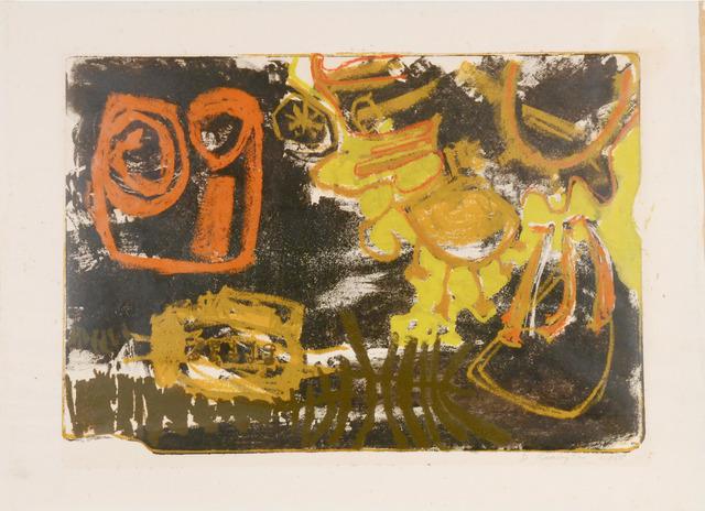 , 'Conservatory Jazz,' 1955, Sragow Gallery