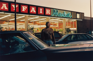 Philip-Lorca diCorcia, 'Ike Cole, 38 years old, Los Angeles, California, $25 (Mayfair Market),' 1991-1992, Phillips: Photographs (April 2017)