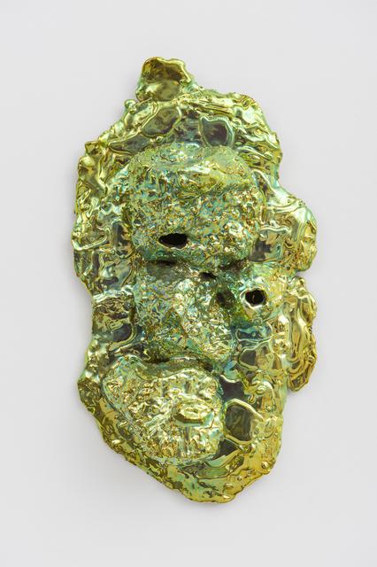 , 'Volcanic Green,' 2013, Sandra Gering Inc