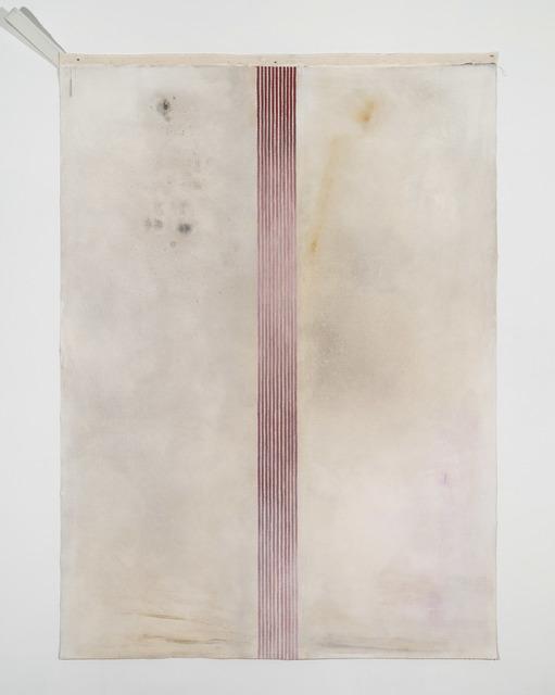 , 'Letter from Home in Red,' 2015, Josée Bienvenu