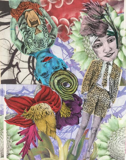 Lori Field, 'The Women Who Fell to Earth', Imlay Gallery