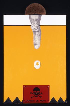 , 'Danger of death,' 1998, Instituto de Visión