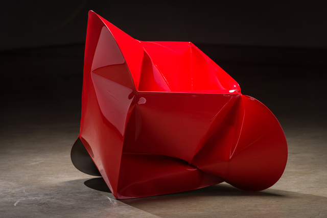 , 'Judd Red,' 2017, Bentley Gallery