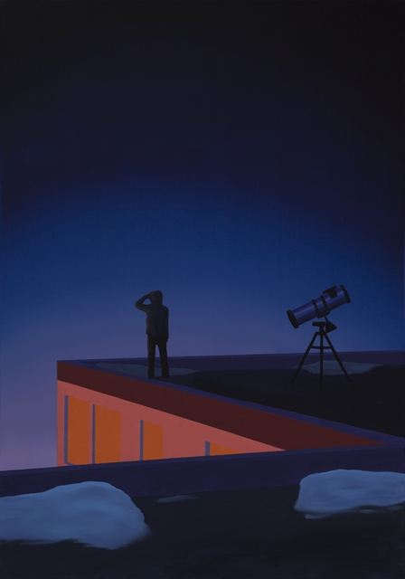 , 'Tracker I,' 2017, Galleria Heino