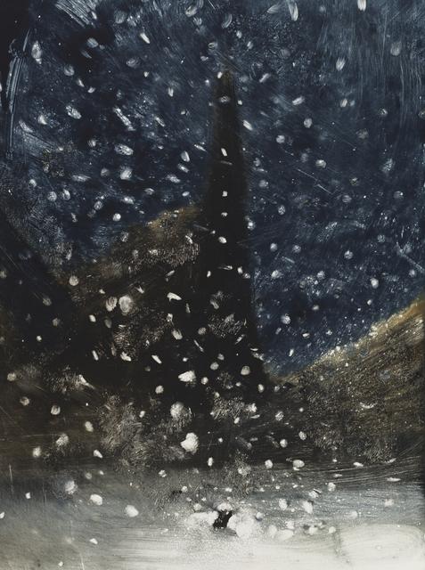 , 'Snow in the City I,' 2015, Marlborough London
