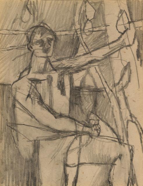 , 'The Fruit Picker,' ca. 1948, Osborne Samuel