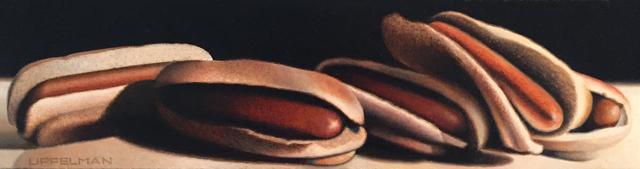 Jeff Uffelman, 'Dutch Master Hot Dogs', 2018, M.A. Doran Gallery