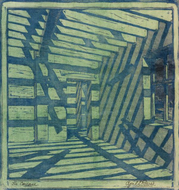 , 'The Carcase,' ca. 1929, Osborne Samuel