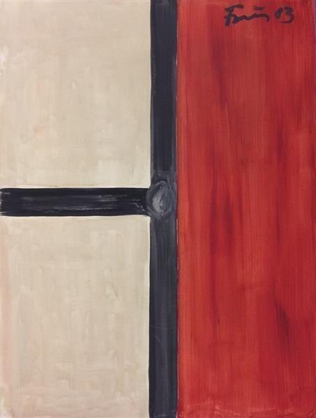 Günther Förg, 'Untitled', 2003, Galeria Filomena Soares