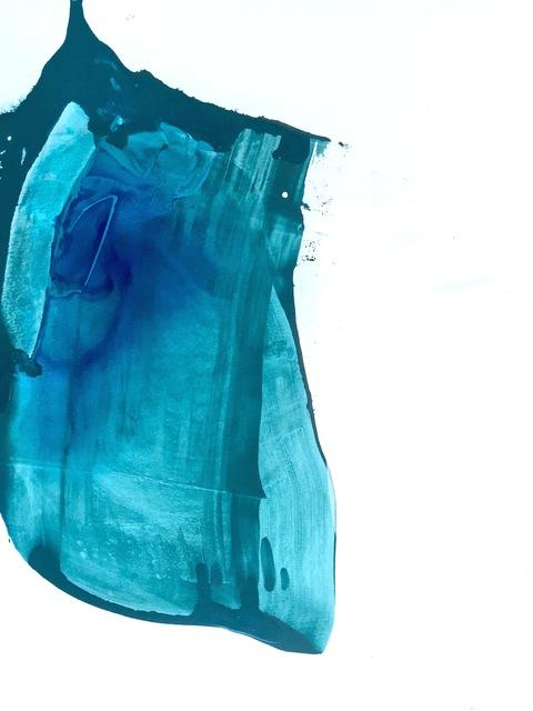 , 'Celestial Oceans of Aquas IX,' , Chicago Art Source