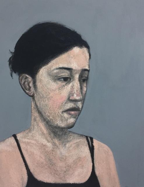 , 'Self-portrait,' 2017, Ekavart Gallery
