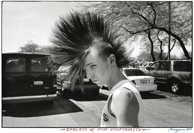 , 'Mohawk Kid,  Arizona ,' 2000, Casemore Kirkeby