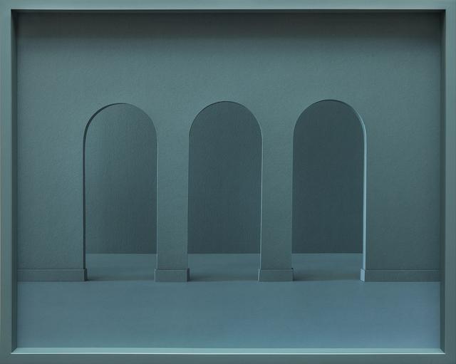 , 'Patio,' 2017, Catherine Edelman Gallery