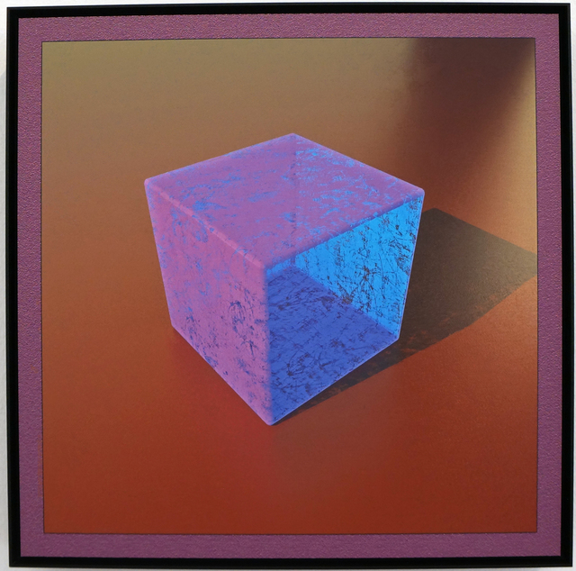 , 'A Cube Now,' 2018, Vivian Horan Fine Art
