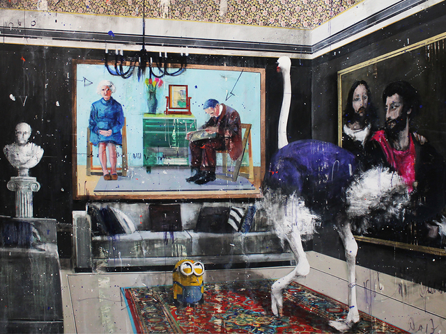 Angelo Accardi, 'I Bought A Hockney', 2019, Eden Fine Art