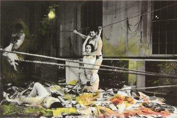 , 'Water Light/Water Needle II,' 1966-2014, Hales Gallery