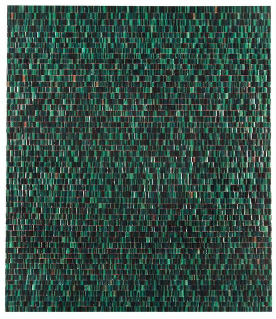 , 'Ich Liebe Green...Bogota Emerald Green,' 2018, Margaret Thatcher Projects