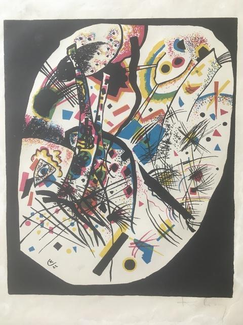 Wassily Kandinsky, 'Kleine Welten III (Small Worlds III)', 1922, Alice Adam Ltd.