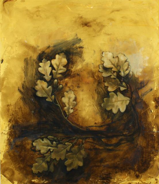 , 'Gold,' 2019, Albemarle Gallery