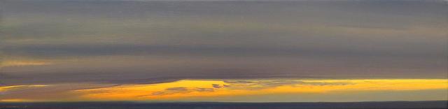 Lisa Grossman, 'Before Dark - Cloud Arc', 2013, Strecker Nelson West Gallery