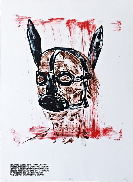 , 'The Brank,' 1985, Alpha 137 Gallery