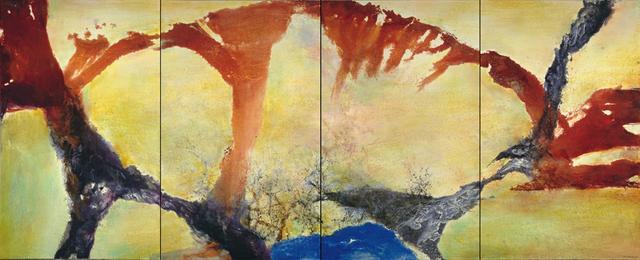 , 'Décembre 89–Février 90—Quadriptyque / December 89–February 90—Quadriptych,' 1989, Asia Society