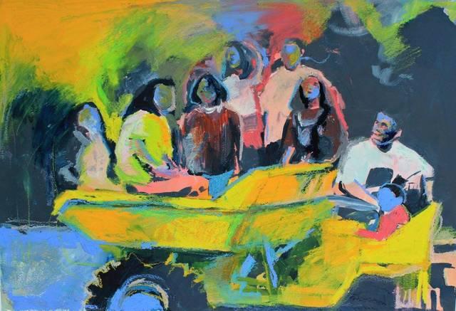 , 'Dumper,' 2016, Agora Gallery