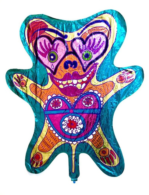 Grayson Perry, 'Alan Measles Balloon', 2017, Forum Auctions