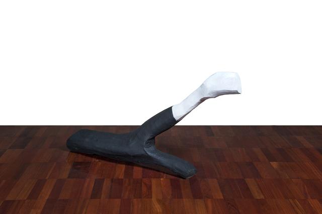 , 'O pato de perna,' 2014, Galeria Estação