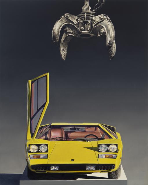, 'Periscopio Peril,' 2017, Louis K. Meisel Gallery