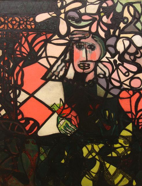 , 'Mujer ,' 1943, Gary Nader