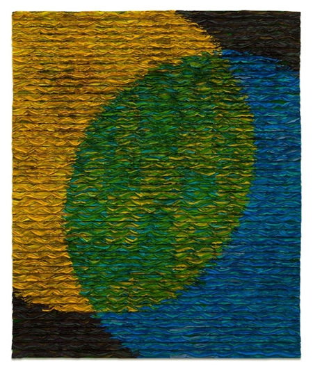 , 'Venn Diagram Green,' , Marta Hewett Gallery