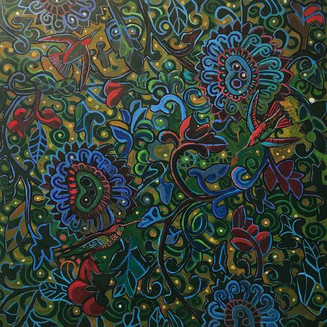 , 'Colibris,' 2017, Imprint Gallery