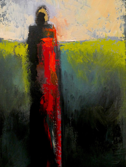 , 'The Long Dress,' 2019, Patricia Rovzar Gallery