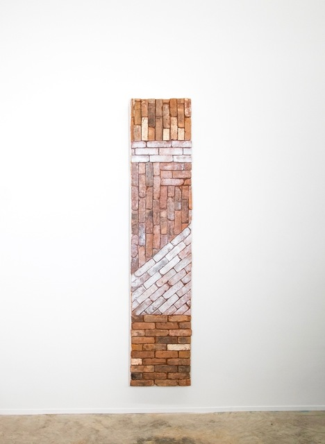 , 'Untitled (brick),' 2016, The Southern