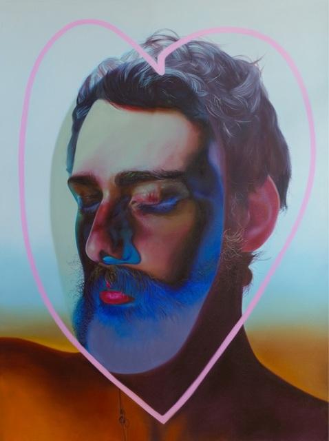 , 'Obsession 1,' 2017, Duran Mashaal