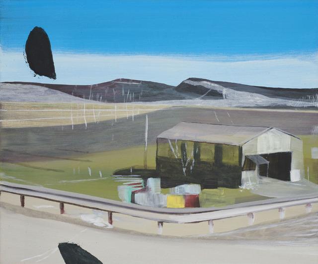 Marc Desgrandchamps, 'o.T.', 2019, Galerie EIGEN + ART