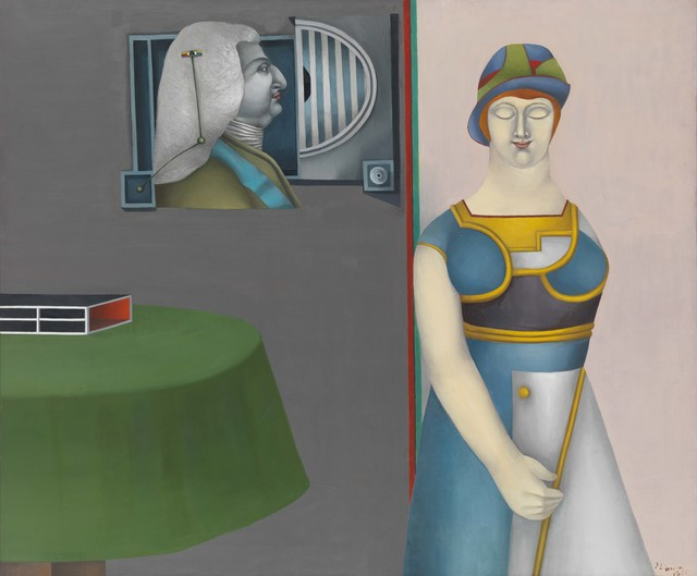 , 'The Couple,' 1955, Galerie Michael Haas