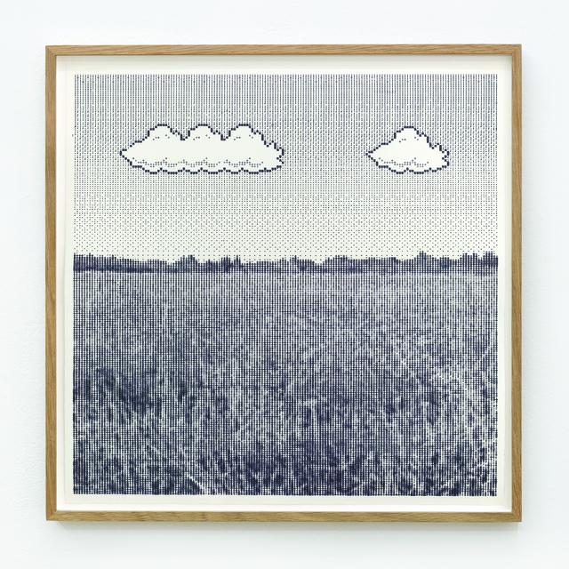 , 'Untitled,' 2018, Falko Alexander