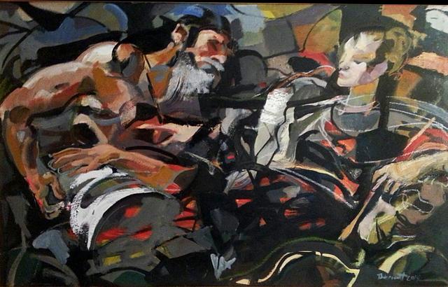 , 'Declines of Venice,' 2014, Tabla Rasa Gallery