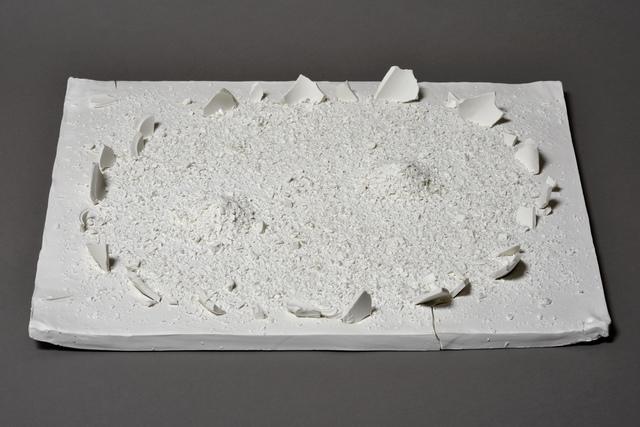 Lee Ufan, 'Terre de porcelaine no.Ⅱ', 2016, Sokyo Gallery