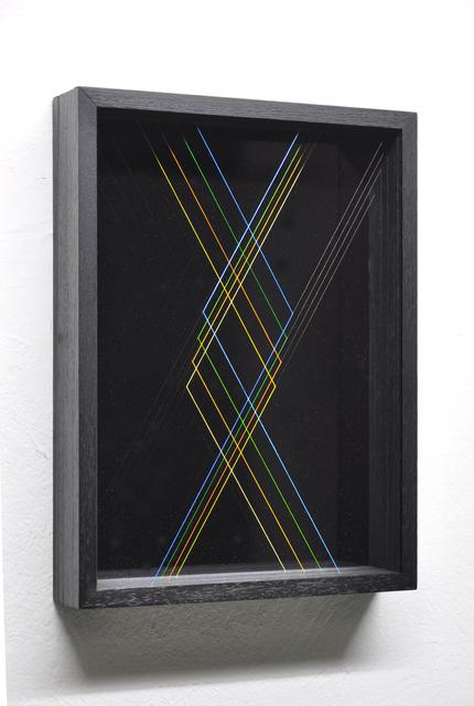 , 'Iridescence #4 (spectrum),' 2019, The Flat - Massimo Carasi